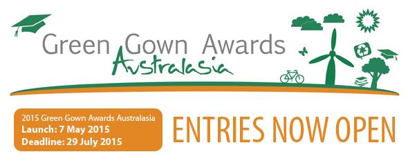 2015 Green Gown Awards Australasia | Green Roofs Australasia